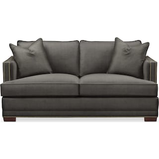Arden Apartment Sofa- Cumulus in Statley L Sterling