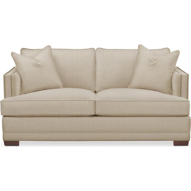 Living Room Furniture - Arden Apartment Sofa- Cumulus in Depalma Taupe