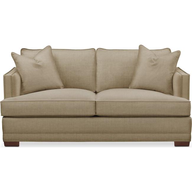 Living Room Furniture - Arden Apartment Sofa- Cumulus in Milford II Toast