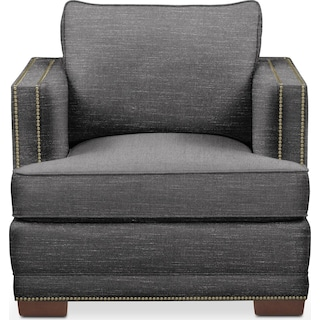 Arden Cumulus Chair - Millford II Charcoal