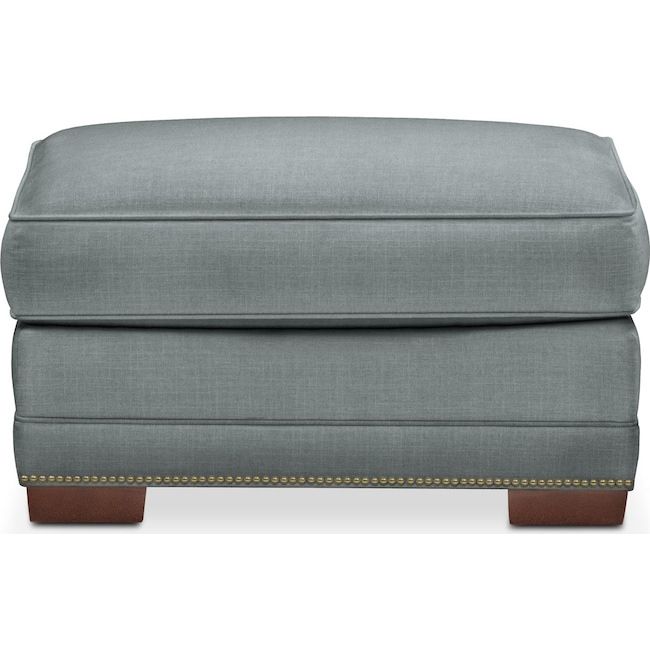 Living Room Furniture - Arden Ottoman- Cumulus in Abington TW Seven Seas