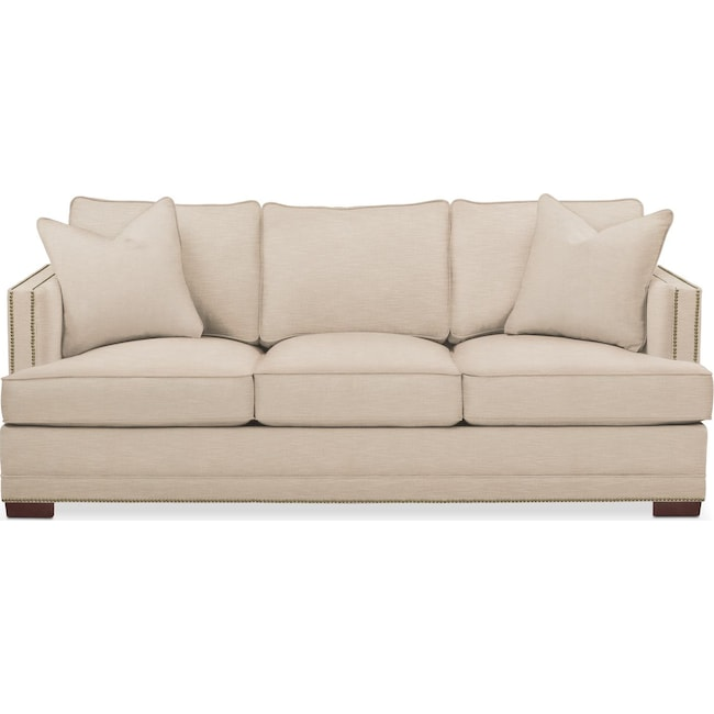Living Room Furniture - Arden Sofa- Cumulus in Dudley Buff