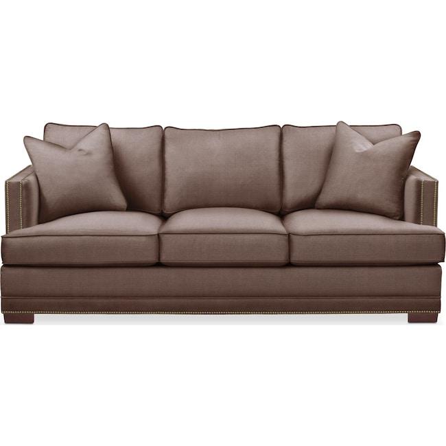 Living Room Furniture - Arden Sofa- Cumulus in Oakley III Java