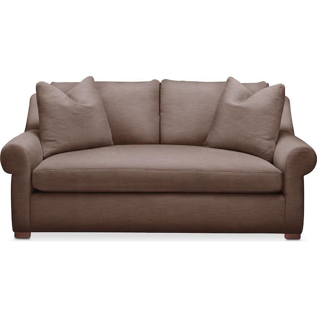 Living Room Furniture - Asher Apartment Sofa- Cumulus in Oakley III Java