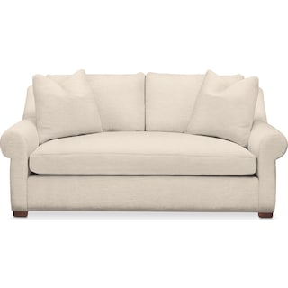 Asher Apartment Sofa- Cumulus in Curious Pearl