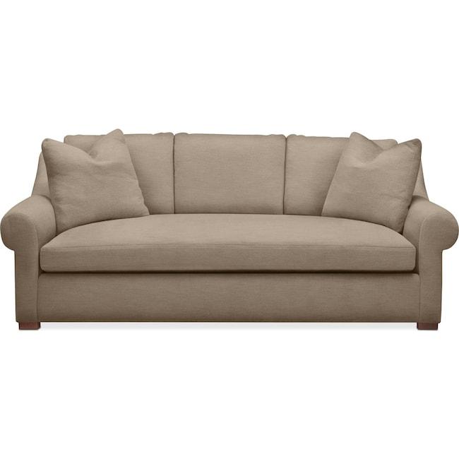 Living Room Furniture - Asher Sofa- Cumulus in Statley L Mondo