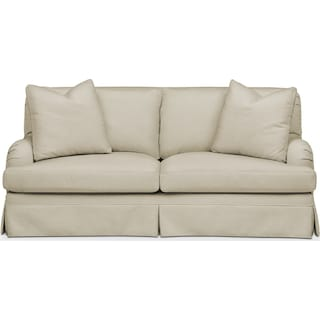 Campbell Apartment Sofa- Cumulus in Abington TW Barley