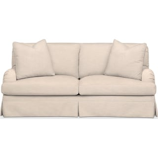 Campbell Apartment Sofa- Cumulus in Dudley Buff