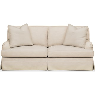 Campbell Apartment Sofa- Cumulus in Victory Ivory