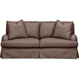 Campbell Apartment Sofa- Cumulus in Oakley III Java