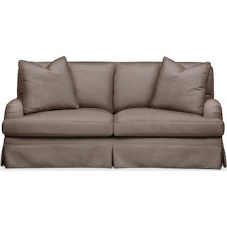 Campbell Apartment Sofa- Cumulus in Hugo Mocha