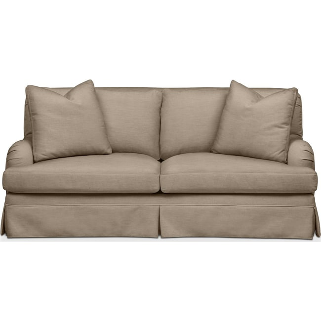 Living Room Furniture - Campbell Apartment Sofa- Cumulus in Statley L Mondo