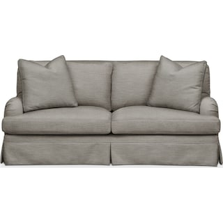 Campbell Apartment Sofa- Cumulus in Victory Smoke