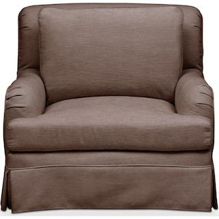 Campbell Cumulus Chair - Oakley III Java