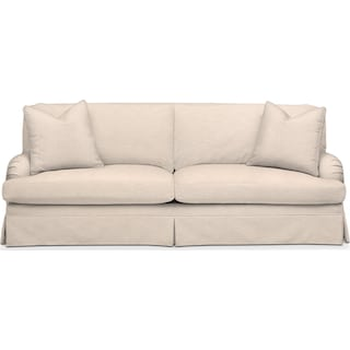 Campbell Sofa- Cumulus in Dudley Buff