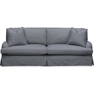 Campbell Sofa- Cumulus in Abington TW Indigo