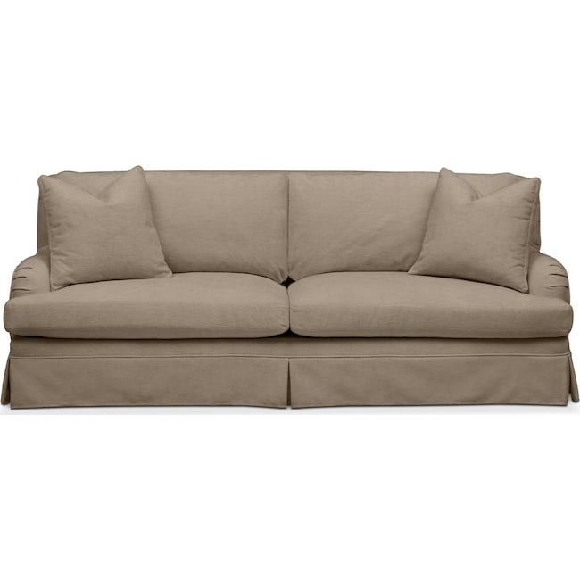 Living Room Furniture - Campbell Sofa- Cumulus in Statley L Mondo