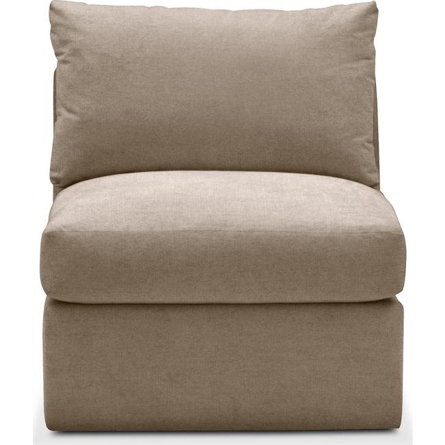 Living Room Furniture - Collin Armless Chair- Cumulus in Statley L Mondo