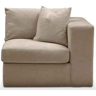 Collin Right Arm Facing Chair- Cumulus in Statley L Mondo