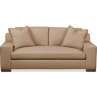 Ethan Apartment Sofa- Cumulus in Hugo Camel