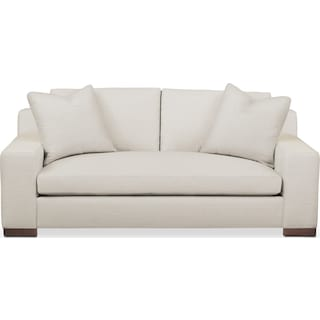 Ethan Apartment Sofa- Cumulus in Victory Ivory