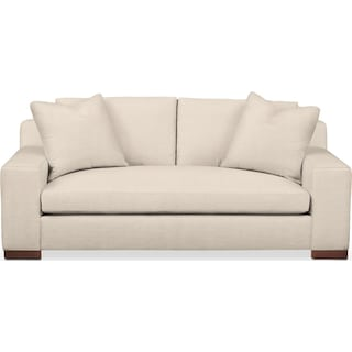 Ethan Apartment Sofa- Cumulus in Curious Pearl