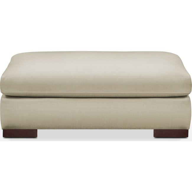Living Room Furniture - Ethan Ottoman- Cumulus in Abington TW Barley