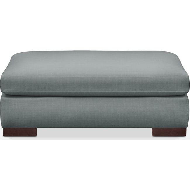 Accent and Occasional Furniture - Ethan Ottoman- Cumulus in Abington TW Seven Seas