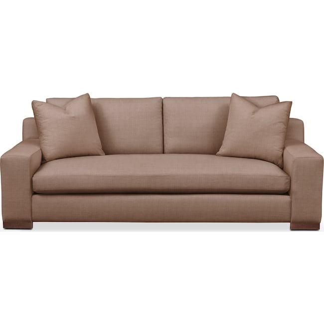 Living Room Furniture - Ethan Sofa- Cumulus in Abington TW Antler