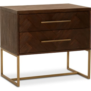 Woodlands Nightstand - Java
