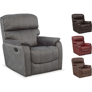 The Mondo Glider Recliner Collection
