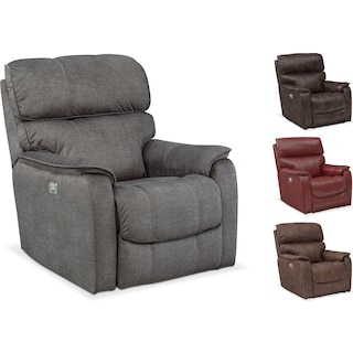 The Mondo Dual Power Recliner Collection