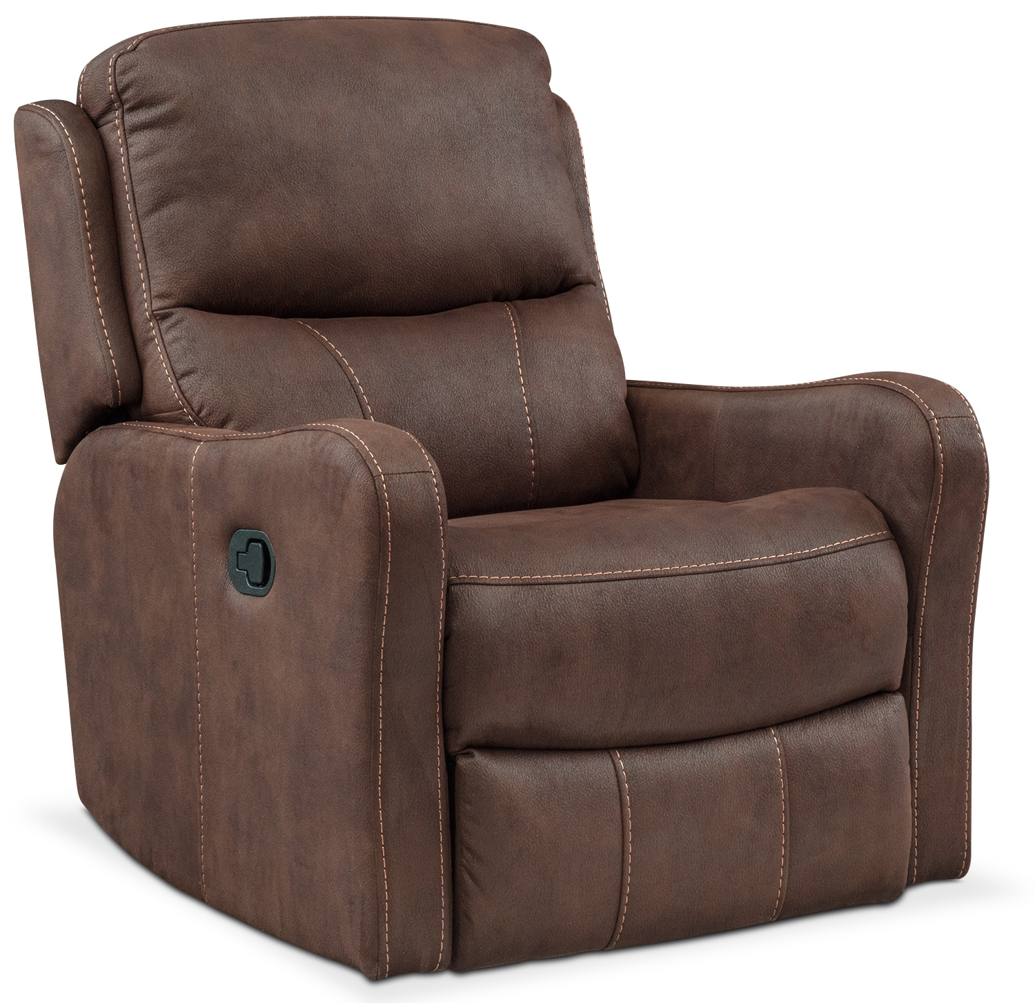 Living Room Furniture - Cabo Glider Recliner