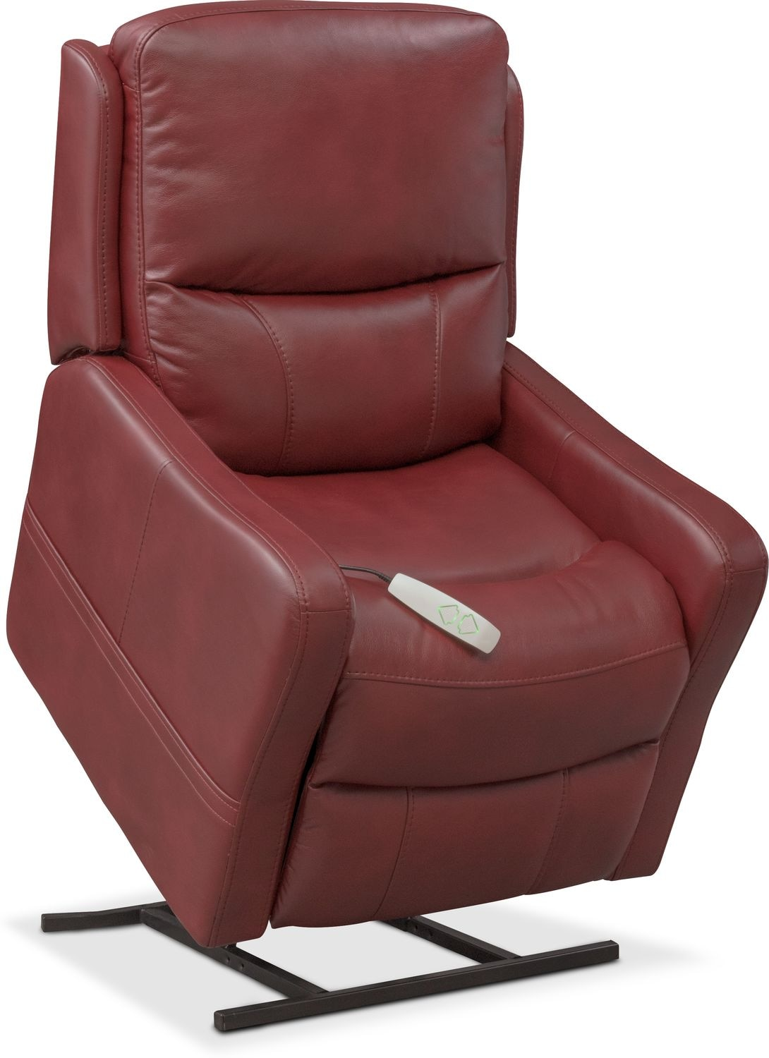 cabo power lift recliner red - Serta Recliners