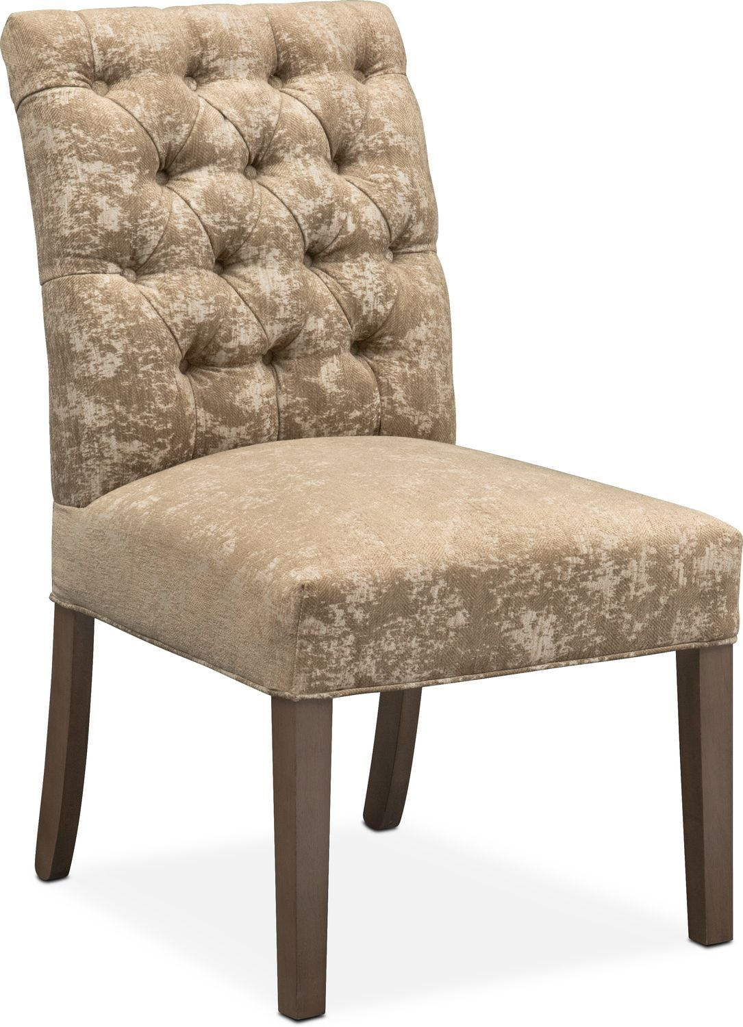 Tinsley Side Chair   Stone
