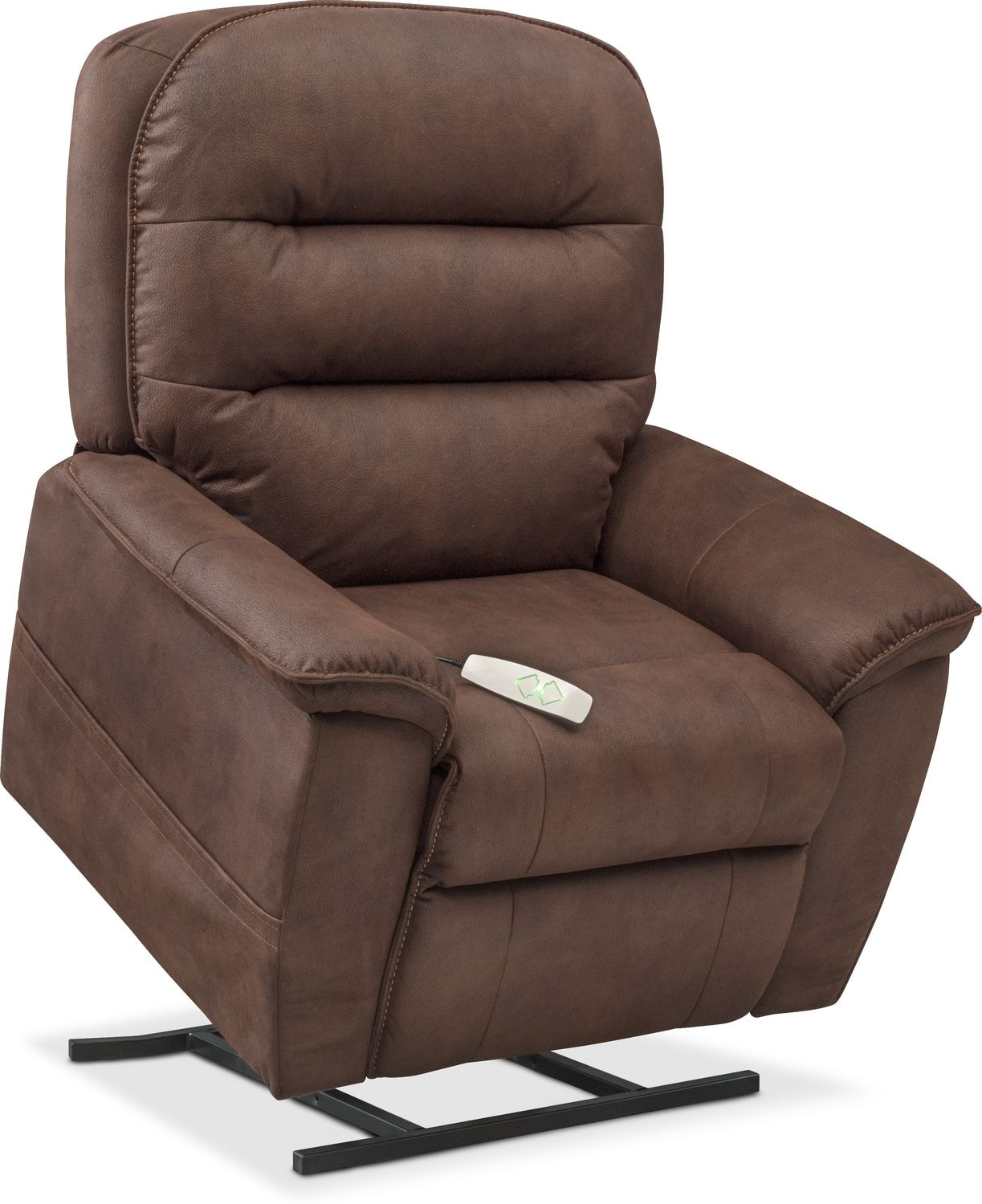 Living Room Furniture - Regis Power Lift Recliner