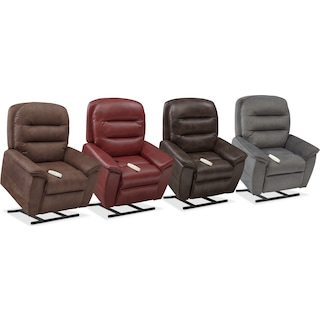 The Regis Power Lift Recliner Collection