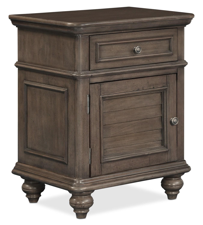Bedroom Furniture - Charleston Door Nightstand
