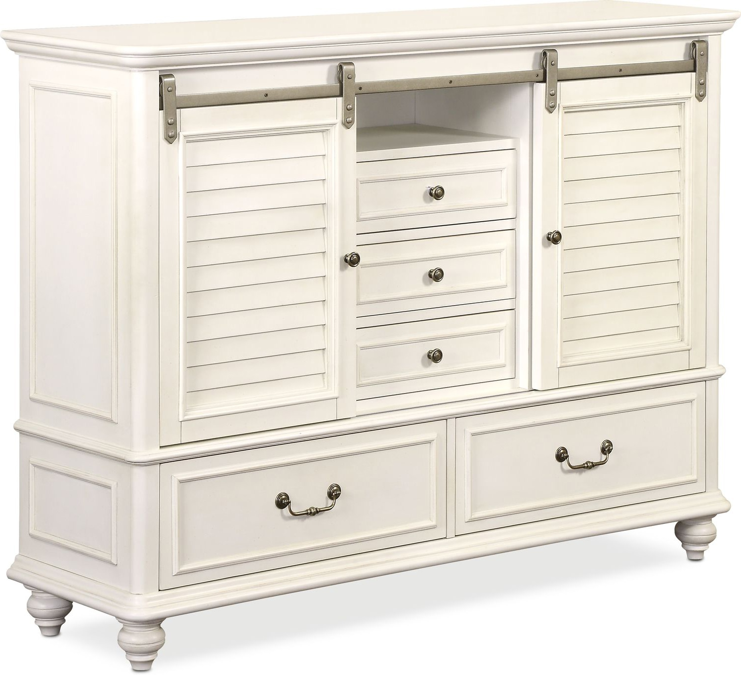 Bedroom Furniture - Charleston Sliding Door Chest