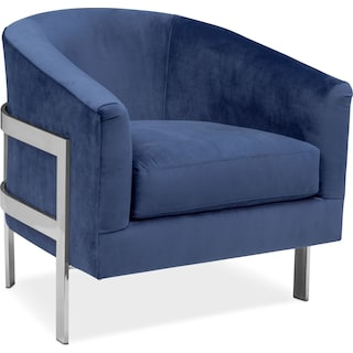 Circo Accent Chair - Blue