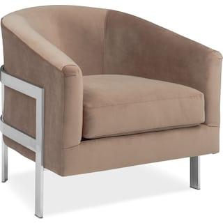 Circo Accent Chair - Mushroom