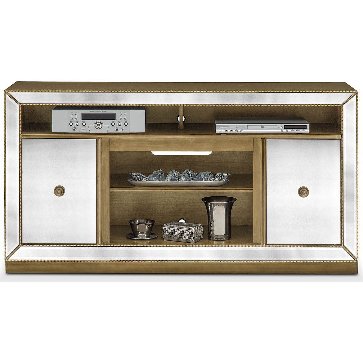 Reflection Tv Stand American Signature Furniture
