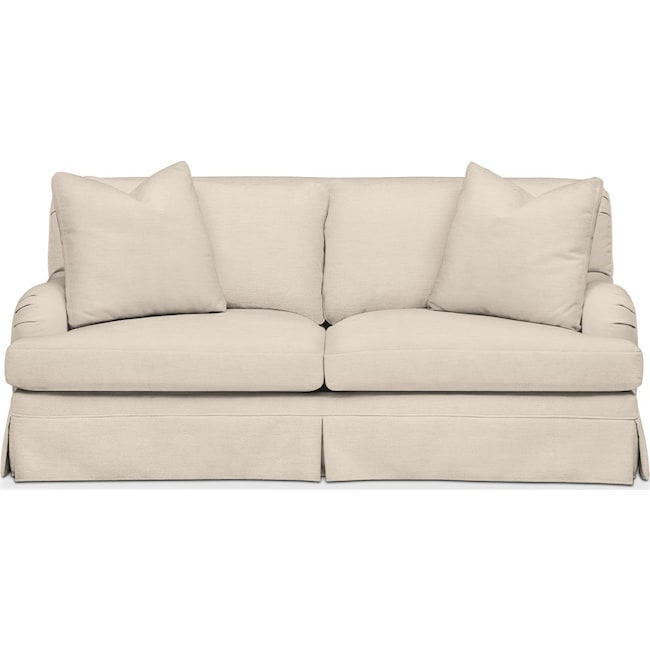 Living Room Furniture - Campbell Apartment Sofa- Comfort in Curious Pearl