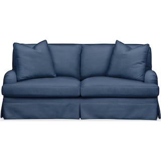 Campbell Apartment Sofa- Comfort in Hugo Indigo