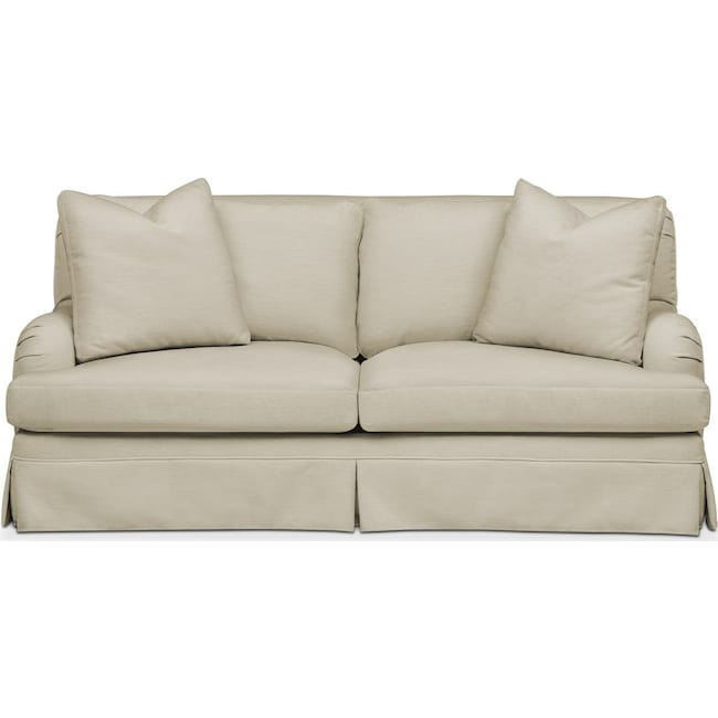 Living Room Furniture - Campbell Apartment Sofa- Comfort in Abington TW Barley