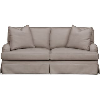 Campbell Apartment Sofa- Comfort in Abington TW Fog