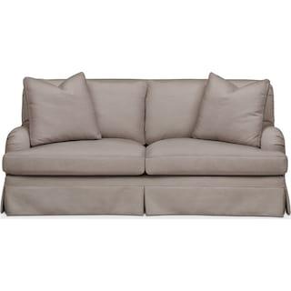 Campbell Apartment Sofa- Comfort in Abington TW Fog