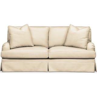Campbell Apartment Sofa- Comfort in Anders Cloud