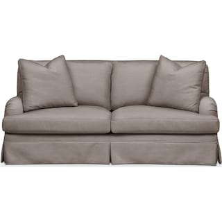 Campbell Apartment Sofa- Cumulus in Oakley III Granite