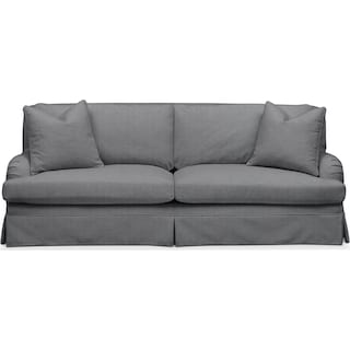 Campbell Sofa- Comfort in Depalma Charcoal